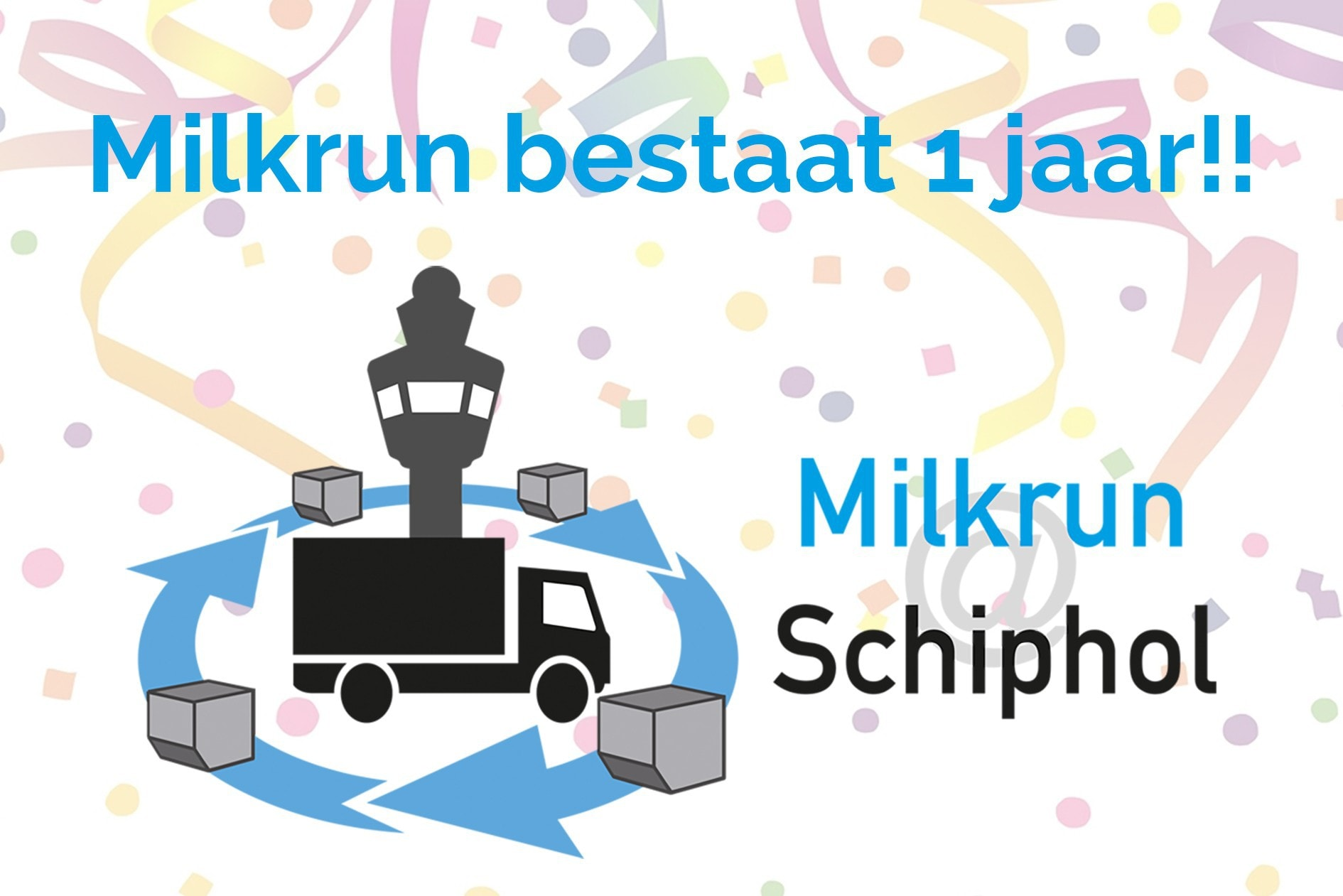 The Last Milk Run Was Years Ago >> Milkrun Celebrates It S First Year Acn Air Cargo Netherlands